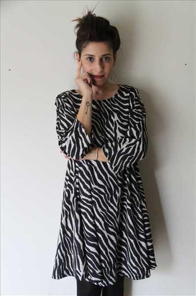 שמלת אוברסייז אליס